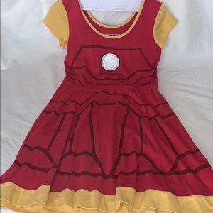 Marvel Iron Man Womens Dress size SM